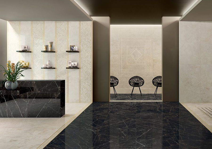 Solutions Siracusa - Versace Tiles